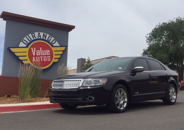 2007 Lincoln MKZ Base Durango CO