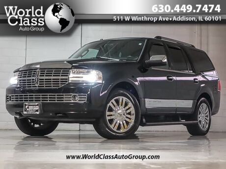 2007 Lincoln Navigator Ultimate * SUNROOF * REAR ENTERTAINMENT PKG * LEATHER * Chicago IL