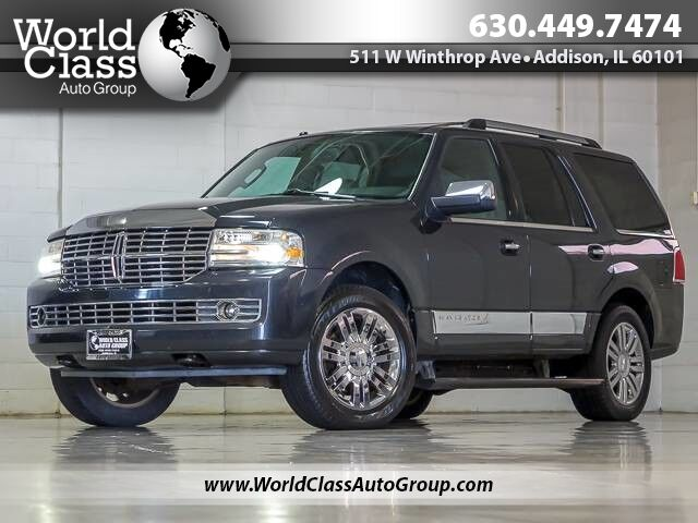 2007 Lincoln Navigator Ultimate 4X4 SUNROOF LEATHER Chicago IL