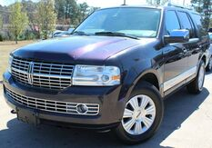 2007_Lincoln_Navigator_w/ NAVIGATION & LEATHER SEATS_ Lilburn GA