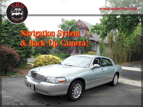 2007 Lincoln Town Car Signature Arlington VA