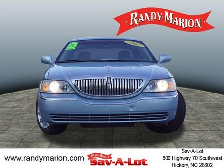 2007 Lincoln Town Car Signature Hickory NC
