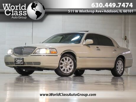 2007 Lincoln Town Car Signature Limited LEATHER SUNROOF Chicago IL
