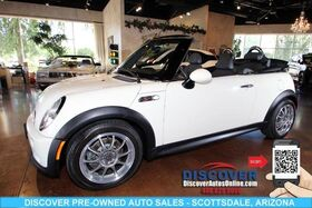2007_MINI_Cooper Convertible_S_ Scottsdale AZ