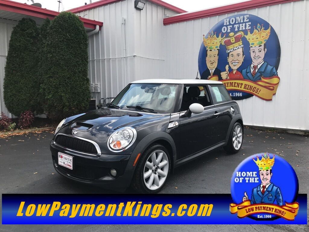 2007 MINI Cooper S Base Shelby OH