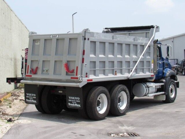 2007 Mack Granite CV713 16' Heavy Duty Dump Truck / Tipper Truck