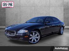 2007_Maserati_Quattroporte__ Buena Park CA