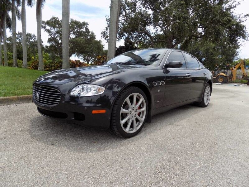 2007 Maserati Quattroporte  Hollywood FL
