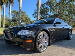 2007_Maserati_Quattroporte__ Hollywood FL