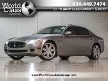 2007_Maserati_Quattroporte_Executive GT LEATHER SUNROOF_ Chicago IL