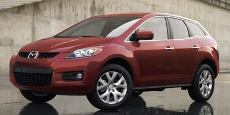 2007_Mazda_CX-7_Touring_ Longview TX