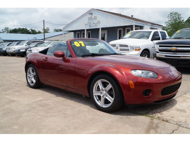 2007 Mazda MX-5 Miata Grand Touring Richwood TX