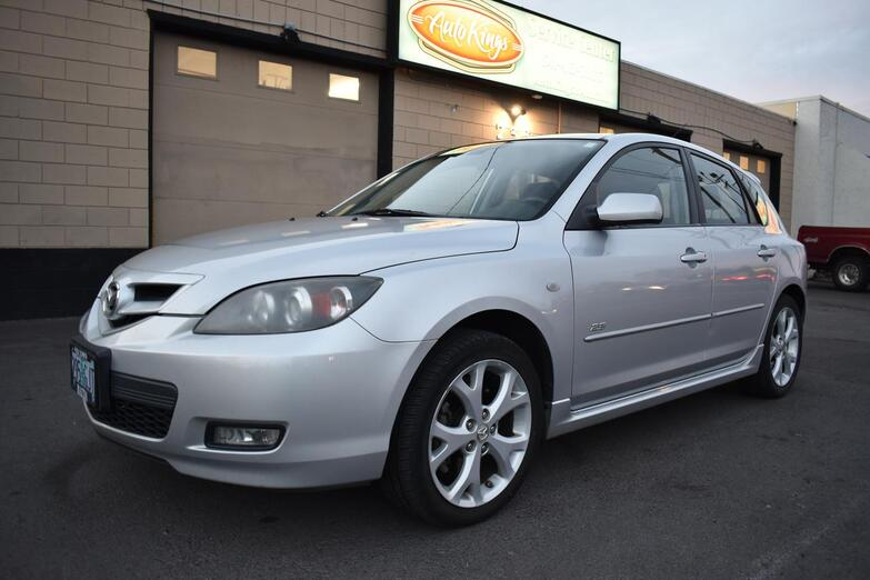2007 Mazda Mazda3 S Grand Touring Bend OR
