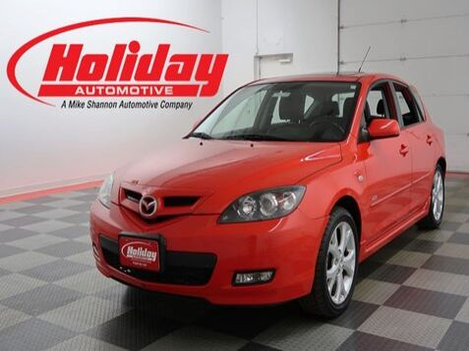 2007_Mazda_Mazda3_s Touring_ Fond du Lac WI