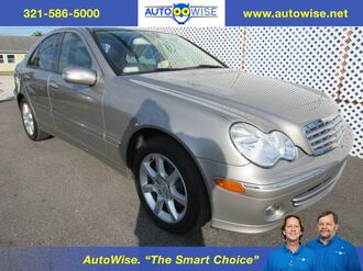 2007_Mercedes-Benz_C-280 LUXURY_3.0L Luxury_ Melbourne FL