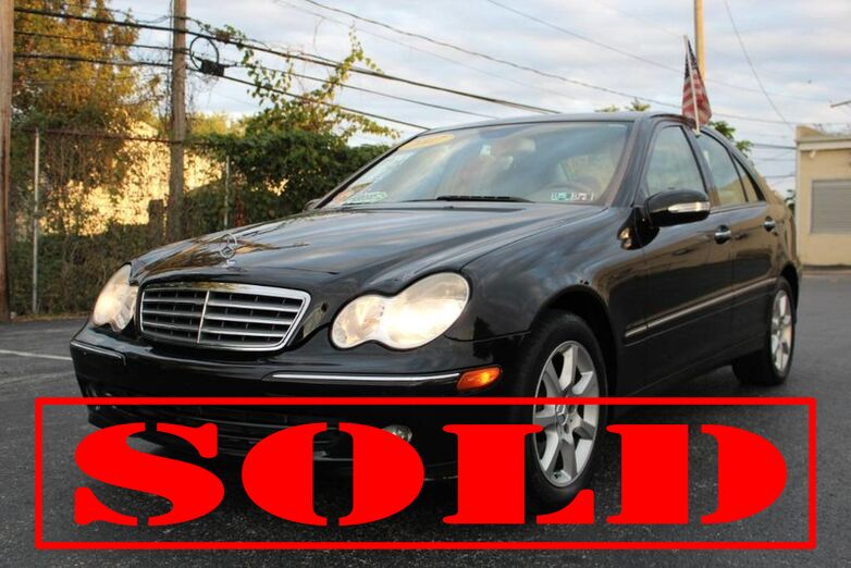 2007 Mercedes-Benz C-Class 3.0L Luxury New Castle DE