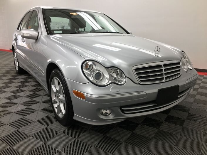 2007 Mercedes-Benz C-Class 4dr Sdn 3.0L Luxury 4MATIC Appleton WI