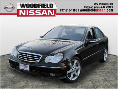2007_Mercedes-Benz_C-Class_C 230_ Hoffman Estates IL