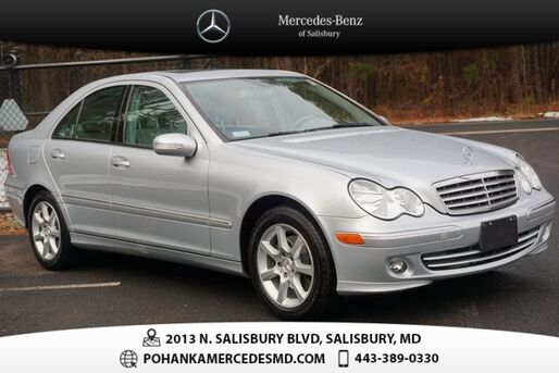2007_Mercedes-Benz_C-Class_C 280 Luxury_ Salisbury MD