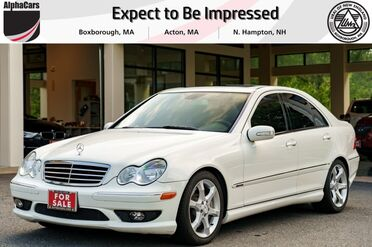2007_Mercedes-Benz_C230_Sport_ Boxborough MA
