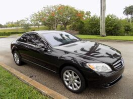 2007_Mercedes-Benz_CL-Class_CL 550_ Dania Beach FL