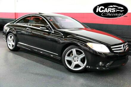 2007_Mercedes-Benz_CL550_AMG Sport 2dr Coupe_ Chicago IL