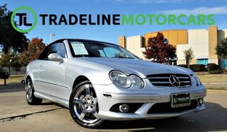 2007_Mercedes-Benz_CLK-Class_5.5L NAVIGATION, HEATED SEATS, BLUETOOTH, AND MUCH MORE!!!_ CARROLLTON TX