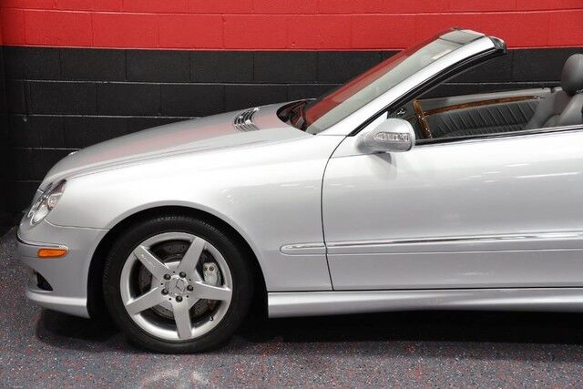 2007 Mercedes-Benz CLK550 AMG Sport 2dr Convertible Chicago IL