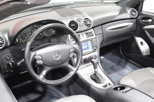 2007 Mercedes-Benz CLK63 AMG 2dr Convertible Chicago IL