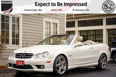 2007_Mercedes-Benz_CLK63_AMG Cabriolet_ Boxborough MA