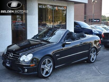 2007 Mercedes-Benz CLK63 AMG