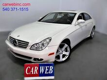 2007_Mercedes-Benz_CLS-Class_CLS550 4-Door Coupe_ Fredricksburg VA