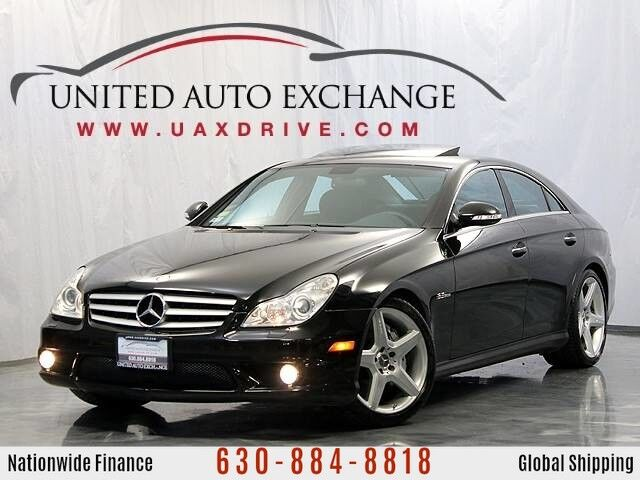 2007 Mercedes-Benz CLS-Class CLS63 AMG Addison IL