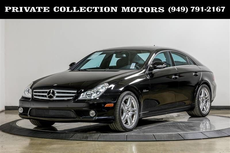 2007_Mercedes-Benz_CLS63 AMG_CLS-Class 6.3L AMG Performance Package_ Costa Mesa CA