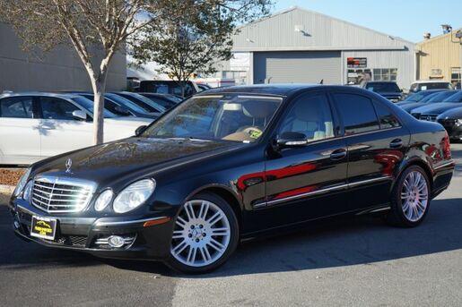 2007_Mercedes-Benz_E-Class_3.5L_ San Rafael CA