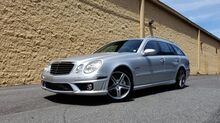 2007_Mercedes-Benz_E-Class_E63 AMG WAGON / NAV / SUNROOF / HARMAN/KARDON_ Charlotte NC