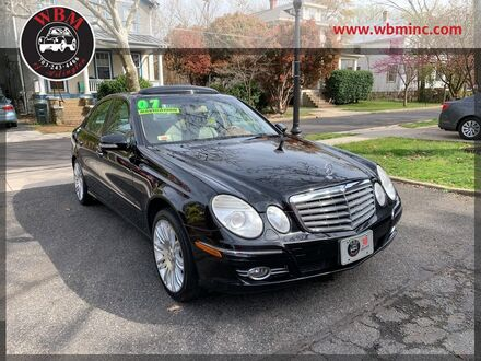 2007_Mercedes-Benz_E350_Sedan_ Arlington VA