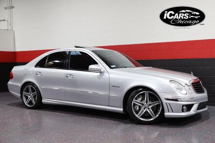 2007_Mercedes-Benz_E63 AMG_4dr Sedan_ Chicago IL