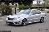 2007 Mercedes-Benz E63 AMG Clean/California Car and Moonroof Low Miles! Recently Serviced and Smogged
