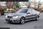2007 Mercedes-Benz E63 AMG Clean/California Car and Parktonic Aid Low Miles! Recently Serviced and Smogged