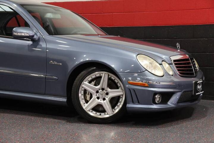 2007 Mercedes-Benz E63 AMG Performance Package 4dr Sedan Chicago IL