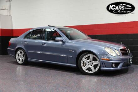 2007_Mercedes-Benz_E63 AMG Performance Package_4dr Sedan_ Chicago IL