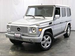 2007_Mercedes-Benz_G-Class_G500 4Matic AWD ** Service Up to Date**_ Addison IL