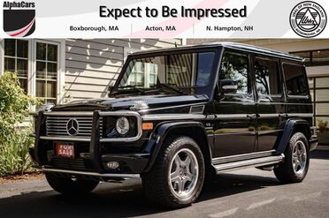 2007_Mercedes-Benz_G55_AMG Designo_ Boxborough MA