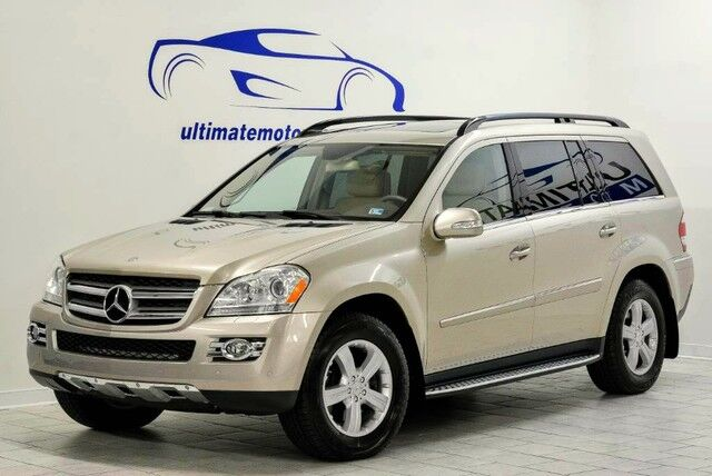 2007 Mercedes-Benz GL450 Off Road Pkg Midlothian VA
