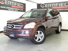 2007_Mercedes-Benz_GL450_PARK ASSIST NAVIGATION SUNROOF LEATHER HEATED SEATS REAR CAMERA HARMON KARD_ Carrollton TX
