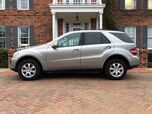 2007 Mercedes-Benz M-Class 3.0L AWD DIESEL 1-OWNER BEAUTIFUL & LIKE NEW CONDITION
