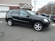 2007_Mercedes-Benz_M-Class_3.5L_ East Windsor CT