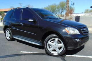 Mercedes-Benz M-Class ALL WHEEL DRIVE, COLD A/C, MOON, ONLY $4500 WHOLESALE 5.0L 2007