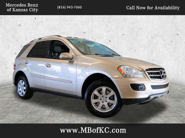 2007 Mercedes-Benz M-Class ML 350 Kansas City MO